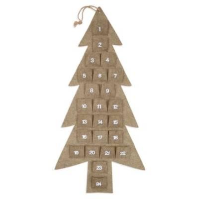 Kuusi-joulukalenteri